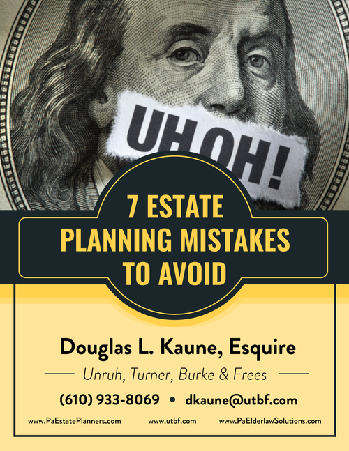 7 Estate Planning Mistakes to Avoid
