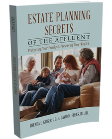 Estate Planning Secrets of the Affluent Book Available